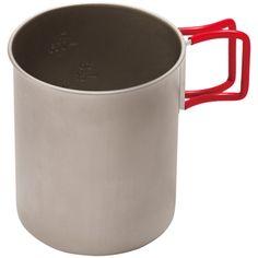 Gryte. Evernew. Titanium 760 ml. 69 g