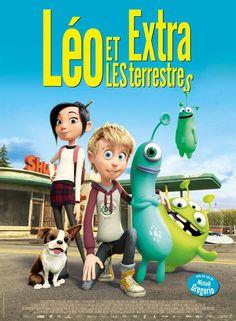 Sortie ciné 9 mai 2018 : Film Léo et les extra-terrestres de Christoph Lauenstein