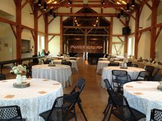 Rustic but modern is what we are all about! Check out our historic Ohio barn for all your wedding needs! http://www.amelitamirolobarn.com/