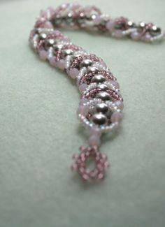 Flat+Spiral bracelet