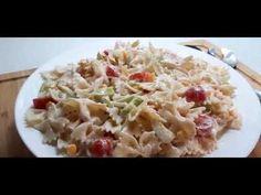 Macaroni, Yogurt, Food Ideas, Food And Drink, Macaroons