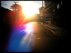 540 - Sol e câmera #umafotopordia #picoftheday #brasil #brazil #n8 #snapseed #pixlromatic+
