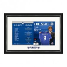 Personalised Chelsea FC Match Day Programme This is our flagship product and the ultimate gift for any Chelsea fan. This truly stunning gift features the full size outer cover (The front and back pages) of Chelsea Match Day Programme personalis http://www.MightGet.com/may-2017-1/personalised-chelsea-fc-match-day-programme.asp