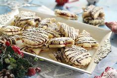 Juditka konyhája: ~ KÓKUSZOS LINZER ~ Desserts, Tailgate Desserts, Deserts, Postres, Dessert, Plated Desserts