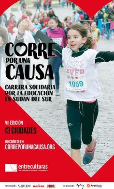 """Acorde con la vida: Complicidad Solidaria: """"Corre por una Causa"""""""