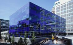 Imperial College Faculty Building   Projects   Foster + Partners