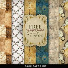 Wednesday's Guest Freebies ~ Far Far Hill ♥♥Join 3,100 people. Follow our Free Digital Scrapbook Board. New Freebies every day.♥♥