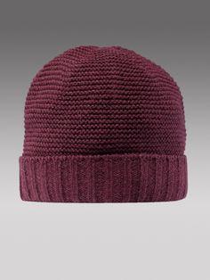 New Duchamp Knitwear: The wool hat