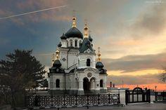 Ukraina, Krym, Cerkiew, Zmartwychwstania