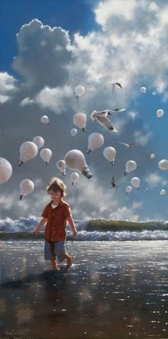 Jimmy Lawlor surrealismo desde Irlanda