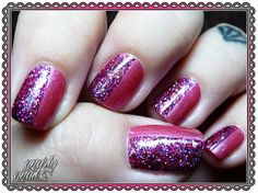 Shimmer Nail Polish  Lorene by ShimmerPolish on Etsy