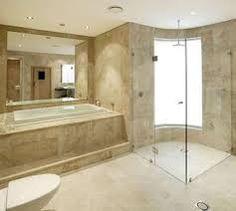 badkamer travertin - Google zoeken