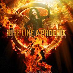 Rise Like a Phoenix; Phoenix Rising, Magick, Pretty People, My Idol, Darth Vader, Neon Signs, Beautiful, Fictional Characters, November
