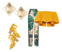 """""""Untitled #19"""" by tchappel on Polyvore featuring Valentino, Emilio Pucci and Jeffrey Campbell"""