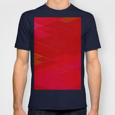 Re-Created Vertices No. 21 #shirt by #Robert #S. #Lee - $22.00