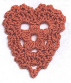 crochet-heart
