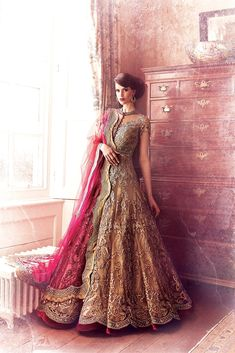 Sonas Haute Couture presents asian wedding inspiration. Browse a range of looks from this fantastic asian wedding supplier and get ideas for your asian wedding. Asian Inspired Wedding, Asian Wedding Dress, Indian Wedding Outfits, Bridal Outfits, Indian Outfits, Bridal Dresses, Indian Clothes, Indian Bridal Wear, Asian Bridal