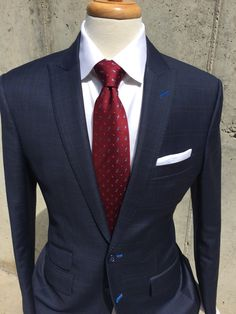 Stand out in the sea of navy in the office. Perfectly subtle with a nice 3b6b851146d
