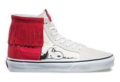 The Vans x Peanuts collection includes California brand s iconic designs  from Authentic to Old Skool b4370c44c1