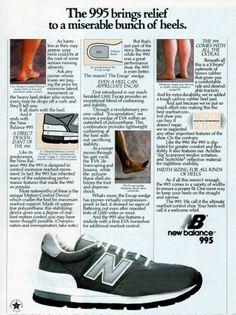c56b9e4c48e New Balance Vintage Ads running shoes