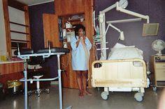 ANNA WILLIAMS: 12 anos atrás eu estava indo para o hospital, leve...
