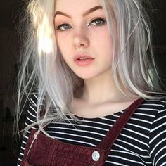 Model Tyger (@t.ygs) via Instagram Features: #Kawaii #Cute #Adorable #Fashion #Model #Hairstyle #Style #Girl