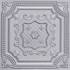 """Decorative Ceiling Tiles, Inc. Store - Faux Tin Ceiling Tile - 24""""x24"""" -"""