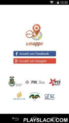 Io Mappo  Android App - playslack.com , Il geo-portale interattivo della provincia di PratoIomappo é una mappa multimediale del territorio di Prato a tua disposizione per scrivere, annotare, proporre, raccontare.