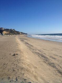 Zuma Beach in Malibu, CA  One of my favourite  places !