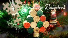 DIY Holiday Decorations: Easy Christmas toys. Новогодние елочные игрушки Своими Руками