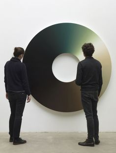 Olafur Eliasson, Colour experiment no. 60 installation view