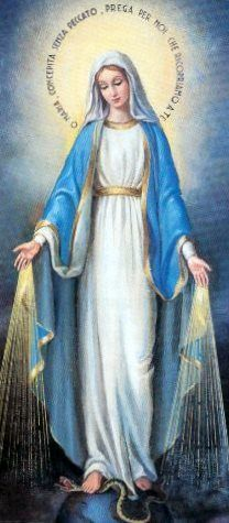Our Lady of Grace, pray for us. Jesus Mother, Blessed Mother Mary, Divine Mother, Blessed Virgin Mary, Mama Mary, Catholic Art, Catholic Saints, Religious Images, Religious Art
