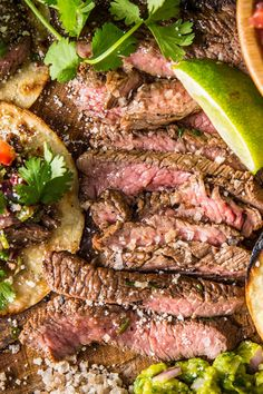 Aged beef tenderloin steak on traeger