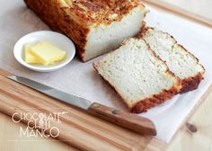 Cauliflower Protein Bread