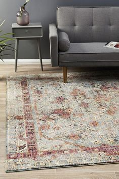 *Professional imagery captures the abrash effect as best as possible for this rug, E.g white one angle, cream another angle due to the abrash manufacturing effect. Returns due to do Abrash effect are classified as a change of mind return. Abrash is a term used to describe colour variations & deviations in colour.