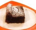 Moist Chocolate Polenta Cake