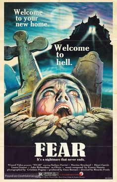 "Fear (1981) aka ""Murder Obsession"""