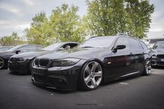 My Orientblau Touring - Page 10 - StanceWorks Wagon Cars, Bmw Wagon, E46 Touring, Bmw Motors, Bmw 7, Sports Wagon, Bmw 5 Series, Bmw Cars, Cars Motorcycles