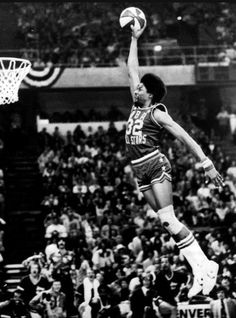 Julius Erving - Dr.j