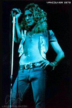 Robert Plant.  Favorite Song? When the Levee Breaks.