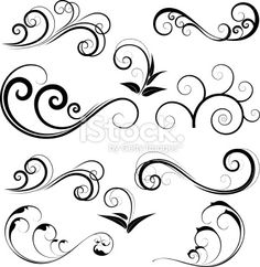 Swirl stock illustrations & vector images - iStock