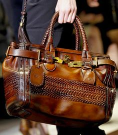 Gucci Carryall Satchels