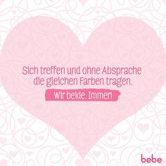 Klassiker.       #BFF #Zitat #quote #ABF #Freundschaft #love #bestfriends #bebeyoungcare #natürlichschön #ganzschönbebe