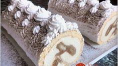Úžasná Tiramisu roláda s Amarettom: Vyskúšajte ju ku káve alebo ako pohostenie pre návštevu, je neprekonateľná! Krispie Treats, Rice Krispies, Tiramisu, Vanilla Cake, Sweet Tooth, Deserts, Ethnic Recipes, Food, Cheesecake