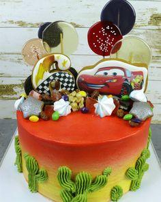 Торт Тачки Молнія Маквін (Маккуін) | Торт на заказ | Черкассы ... | 295x236