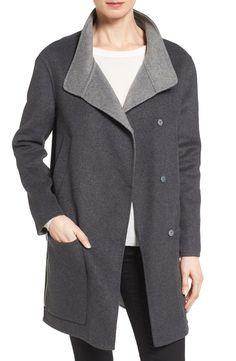 Rudsak Double Face Wool Blend Coat Sale