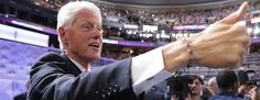 Image: Bill Clinton got millions from world's biggest Sharia Law education firm