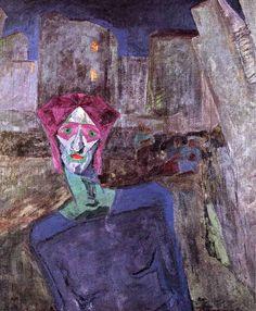 Umberto Boccioni: Nocturne : 1911