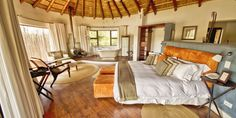 Pumba Private Game Reserve is a private luxury big 5 game reserve and spa situated near Port Elizabeth in the malaria free Eastern Cape of South Africa. Private Games, Honeymoon Planning, Port Elizabeth, Game Reserve, Luxury Accommodation, South Africa, Safari, Bedroom, Cape
