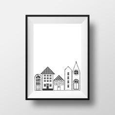 EMBELLISH YOUR WALLS WITH THESE 9 FREE PRINTABLE ILLUSTRATIONS | packmahome